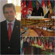 Diretor da Acadepol Mário Leite De Barros Filho ministra palestra na Conferência Internacional das Academias de Polícia na Arábia Saudita, em 17/04/13.