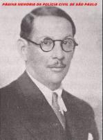 Delegado de Polícia Arthur Leite de Barros Junior, por duas oportunidades foi Secretário de Segurança Pública do Estado de São Paulo, na década de 30.