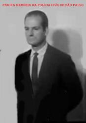 Delegado da Polícia Fazendária Enos Beolchi Junior, em 12/03/1968.