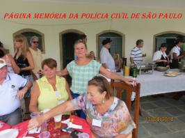 3º Encontro da Velha Guarda da Polícia Civil de São Paulo, ocorrido no 13 de abril de 2.014, no Recanto Pedro Cerignoni Bonamin, em Mairiporã/SP.