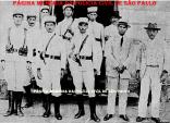 Delegacia do Município de Tietê em 1.923. Destacamento da Força Pública, Delegado Venâncio Aires, Subdelegado Osório e Carcereiro José Pires.