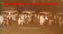 Equipes da RUDI (Ronda Unificada do Departamento de Investigações), na década de 60.
