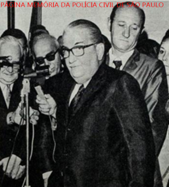 Delegado de Policia Paulo Marcondes Homem de Mello Pestana ocupou o cargo de Secretário de Estado da Cultura, Esporte e Turismo, no Governo de Abreu Sodré, tomando posse em junho de 1.970.
