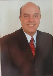 Delegado de Polícia Adalberto Gonini Junior, Vereador eleito na cidade de Santa Rosa do Viterbo, nascido aos 20/06/1965 em Presidente Venceslau/SP.