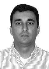 Delegado de Polícia Artur Manoel Nogueira Franco, vereador eleito da cidade de Promissão/SP, nascido aos 09/03/1971 em Cerqueira Cesar/SP.