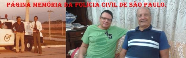 """O Investigador Manoel Medeiros Neto """"Manelão"""" e o Delegado Osvaldo Roberto Manzo Valery quando trabalharam juntos no GARRA 30, durante longos nove anos e oito meses. Manelão entrou para a Guarda Civil em 1956. Com e extinção da Guarda Civil em l970, optou pela polícia civil, onde trabalhou no 14DP. Em 1974 veio para o DEIC e com o início do GARRA em 1976, ficou até sua aposentadoria em 1989. Hoje com 80 anos e uma """"saúde de ferro"""" reencontro seu grande amigo e parceiro de viatura Delegado Valery."""