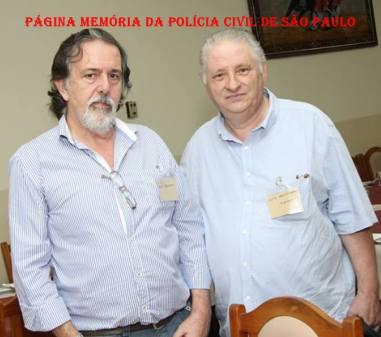 Investigadores Nato Ferraz e Piacentini.