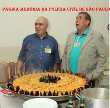 Investigador Jonas Filho e Delegado Paulo Roberto de Queiroz Motta.
