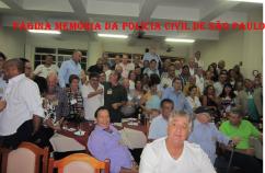 4º Encontro da Velha Guarda da Polícia Civil de São Paulo, em 28 de novembro de 2.014.