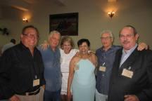Oscar Matsuo; Delegados Paulo Luiz Gentil, Cidinha Gobbetti, Maria Lima Matos; José Ernesto Aguirre e Investigador Cypriano R Santos