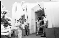 Delegado de Polícia da cidade de Assis Wilson Viegas, década de 70.