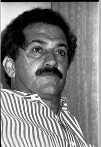 Delegado de Polícia Osvaldo Haddad, Titular do 1º DP de Assis, em 1.988.