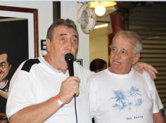Delegado Paulo Roberto de queiroz Motta e Josecir Cuoco.