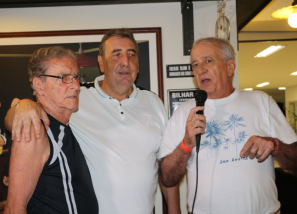 Mário de Queiroz Motta, Paulo Roberto de queiroz Motta e Josecir Cuoco.