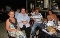 Maria Damas, João Caçula Kasemiro, Dr. Miguel Marques Silva e Lilian Berzin.
