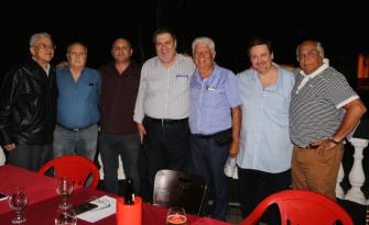Antônio Ággio, Zaqueu Sofia, Zaqueu Sofia Junior, Afanasio Jazadji, Carteira Preta, João Caçula Kasemiro, Antonio Calos Laudares, Dirceu Gravina e Rambo.