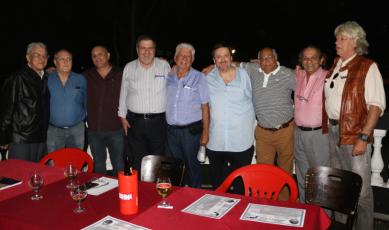 Antônio Ággio, Zaquel Sofia, Zaquel Sofia Jr, Afanásio Jazadji, Carteira Preta, João Caçula Kasemiro, Antônio Carlos Antonio Calos Laudares, Dirceu Gravina e Rambo.