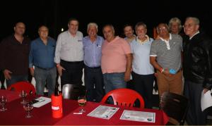 Zaquel Sofia Jr, Zaquel Sofia, Afanásio Jazadji, Carteira Preta, Nazaré, João Caçula Kasemiro, Papatolo, Antonio Calos Laudares, Rambo e Antônio Ággio.