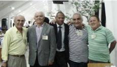 Rodomil Oliveira, Ceará, Ronaldo Mizuno, Ari e Ivo Zarlenga
