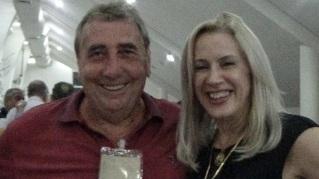 Dr Paulo Roberto de Queiroz Motta e Dra Elaine Biasoli