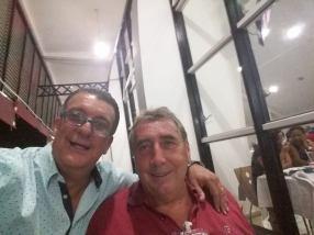 Nelson Pomatola e Dr Paulo R Queiroz Motta