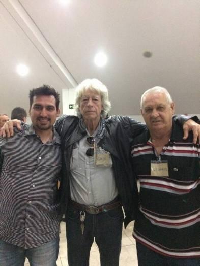 Stainer, Rambo e Gilberto