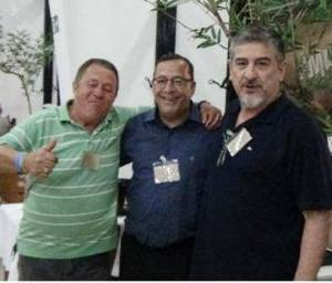 Ivo, Dr Ruas e Cyrano