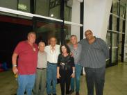 Dr Paulo R Queiroz Motta, Dr Dirceu Gravina, Lucy Lima Santos