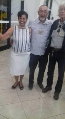 Dra Maria Mattos, Hugo Hira e Rambo