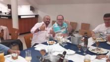 Roberto Faria e Luiz Guilherme