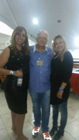 Sandra Bento, Aulo M H De Melo Lacerda e Tania Nastri