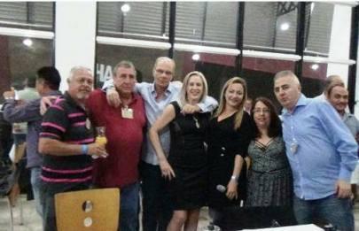 Carlinhos, Dr Paulo R Queiroz Motta, João Alckmin, Dra Elaine Biasoli, Tania Nastri, Cristina, Hassam e lendro.