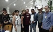 Dra Maria Matos, Dra Aparecida, Dr Célio, Dupla Duduca e Dalvan e Adalberto Pincel.