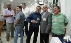 Valter Correa, Tomazelli, Mário Goncalves Jr. Marião, Dr Luiz Ruas de Abreu, Ceará e Ivo Zalenga.