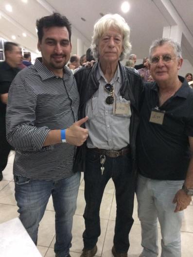 Stainer, Rambo e Waltinho