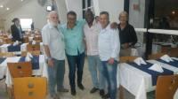 Esquerdinha, Nelson Pomarola, Erick Amancio, Edevaldo e Luiz Carlos Buttes