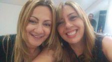 Tânia Nastri e Sandra Bento