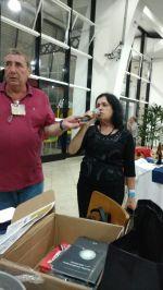 Dr Paulo R Queiroz Motta e Lucy Lima Santos