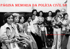 Arquivo dactiloscópico do IIRGD, em 1972. Pesquisadores Dactiloscópicos: Nilda Prado Ferrari, Dirce Carvalho, Dalva, (?), Sérgio, Vilma Aparecida Rosa,(depois Investigadora), Iara Cantisani, Maria Damas, Wilson Laranjeira, Neide e (?). https://www.facebook.com/MemoriaDaPoliciaCivilDoEstadoDeSaoPaulo/photos/a.334989943290250.1073741838.282332015222710/438548632934380/?type=3&theater